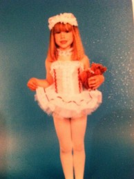 I was effing ADORABLE!