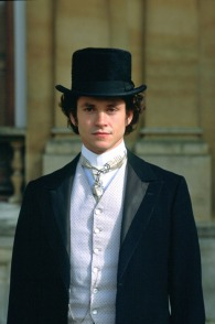 I imagined nick looked rather like Hugh Dancy in period costumes. You know, plus the appropriate scars and whatnot.