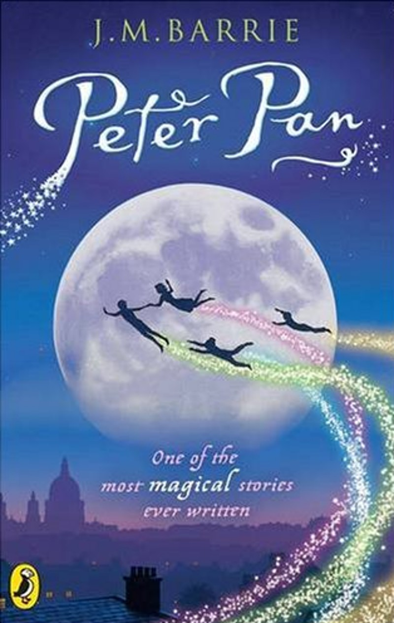 Peter Pan, JM Barrie 2